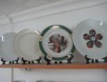 Термоперенос на тарелки
