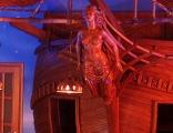 Ресепшн в виде корабля