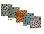 Мозаика стеклянная (смешанные цвета)