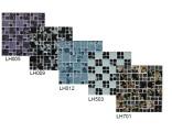 Мозаика из стекла - декоративное панно