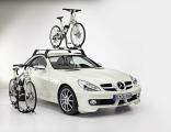 Аренда багажников и вело креплений для кабриолетов и спортивных автомобилей