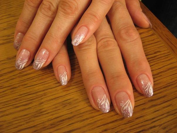 Ногти биогелем