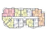 Экспликация 2 этажа корпуса Линейный