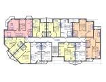 Экспликация 3 этажа корпуса Линейный