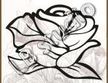 Роза № 15