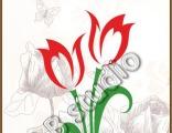 Тюльпаны № 33