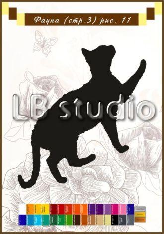 """""""Кошка"""" № 11"""