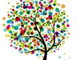 """""""Цветное дерево"""" цена за 1 кв. м."""