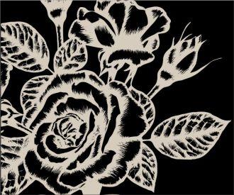 """Винтажные розы"" цена за 1 кв.м."