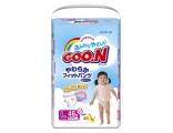 Трусики GooN / Гун L 9-14 кг - 46 шт (девочка)
