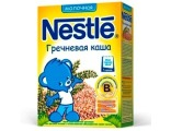Nestle «Гречневая» мол., с 4 мес 250 гр