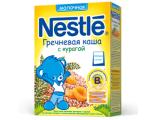 Nestle «Гречневая с курагой» мол., с 5 мес 250 гр