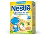 Nestle «Овсяная каша с кусочками груши» мол., с 8 мес 250 гр
