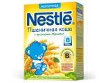 Nestle «Пшеничная каша с кусочками абрикоса» мол., с 8 мес 250 гр