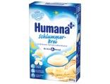 Каша Humana Хумана Мультизлак Банан (вечерняя) с 6 мес. 250 гр. мол.