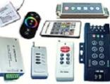 Контроллеры, диммеры, усилители, управление светом