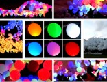 Светящиеся шары со светодиодами