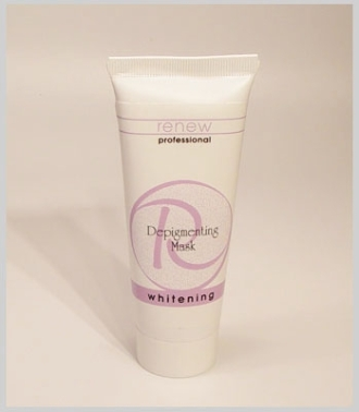 Renew Whitening  Depigmeting mask