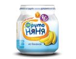 Пюре ФрутоНяня из бананов 100г