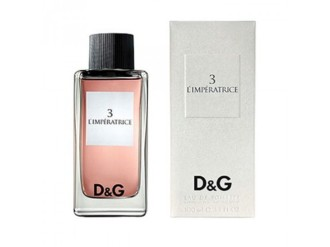 "Туалетная вода Dolce and Gabbana     ""3 L'Imperatrice"", 100ml"