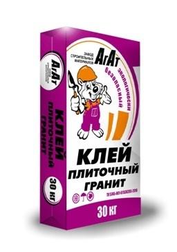 """Клей плиточный """"Гранит"""""""