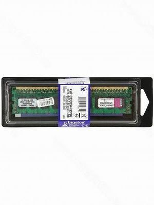 Модуль памяти Kingston DDR3 2GB 1333MHz  ECC Reg CL9 DIMM SR x4 w/TS (KVR1333D3S4R9S/2G)
