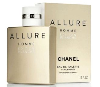 "Туалетная вода Chanel ""Allure Homme Edition Blanche"", 100 ml"