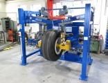 Оборудование KUNZ для обслуживания колес и тормозов