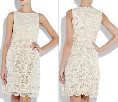 Сшить кружевное платье своими руками мастер класс 21