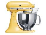 Миксер Artisan, желтый, 5KSM150PSEMY, KitchenAid