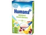 """Каша Humana Хумана """"Рис, банан, вишня"""" с 6 мес. 250 гр. мол"""
