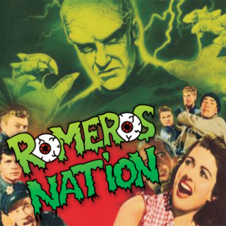 "ROMERO'S NATION ""s/t"""