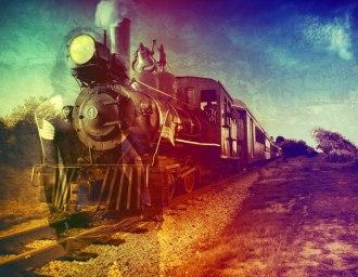 """""""Скорый поезд"""""""