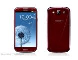 Samsung Galaxy S III Garnet Red