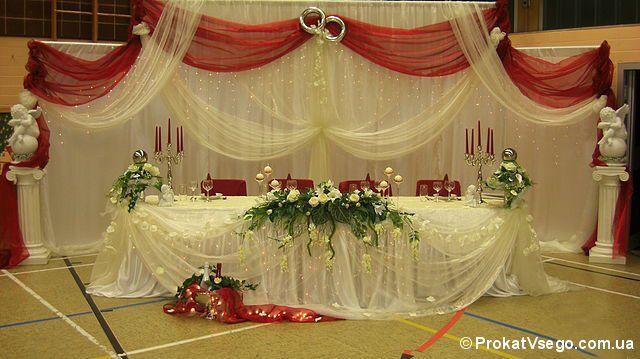 Фото дизайна свадебного зала