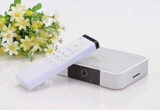 TV5 Многофункциональная Смарт Андроид приставка для ТВ. С пультом управления. Камера, Микрофон, WiFi, LAN, HDMI