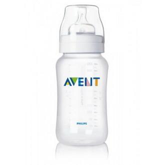 Бутылочка для кормления Avent Классика 330 мл