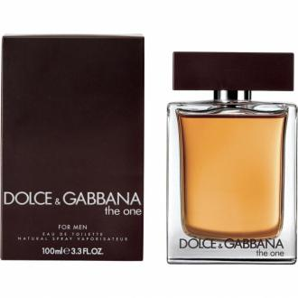 "Туалетная вода, Dolce And Gabbana ""The One For Men"", 100 ml"