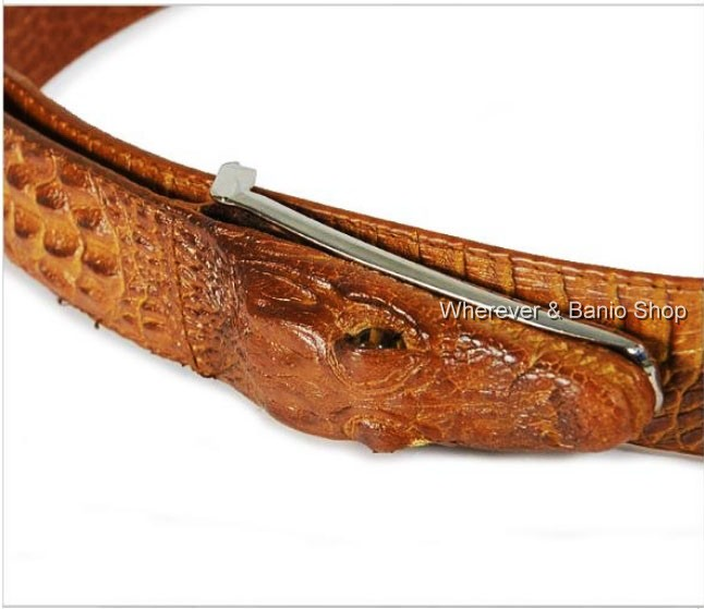 Как сделать ремень из змеиной кожи своими руками