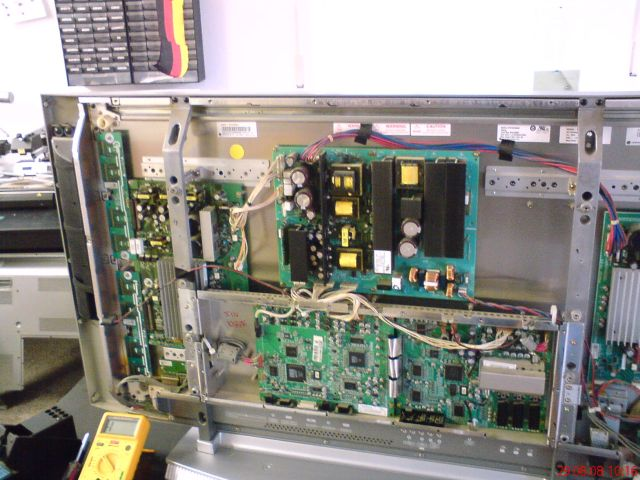 Своими руками ремонт жк телевизора