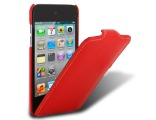 Чехол Melkco Leather case для Apple iPod Touch 4th  - Jacka Type красный