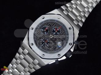 Royal Oak Offshore Ultimate Edition Black Themes on Bracelet