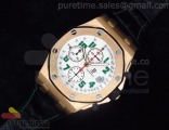 Royal Oak Offshore Ultimate Edition Pride of Mexico (gold)