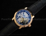 Jules Audemars Skeleton Tourbillon