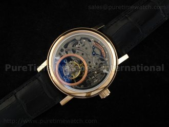 Grand Complication Skeleton Tourbillon Rose Gold