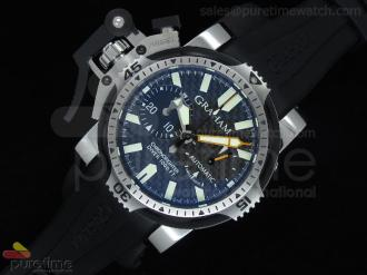 Chronofighter Oversize Diver Tech Seal
