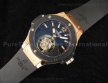 Solo Bang Tourbillon Rose Gold Dial