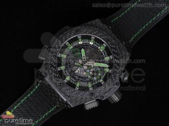 King Power Ayrton Senna Full Carbon (GREEN)