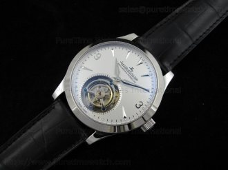Tourbillion Regulator White