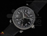Timewalker GMT Black Dial